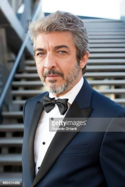 Actor Ricardo Darin is photographed for Self Assignment on May 21 2017 in Cannes France
