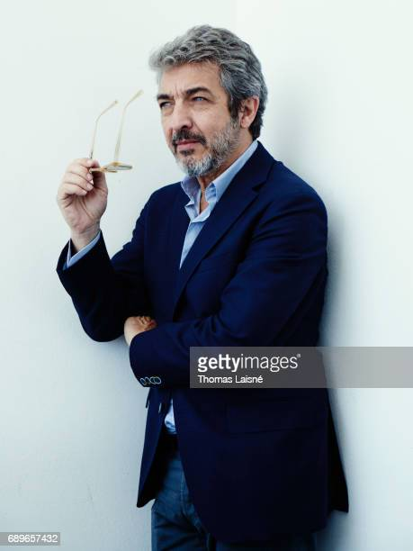 Actor Ricardo Darin is photographed for Self Assignment on May 24 2017 in Cannes France