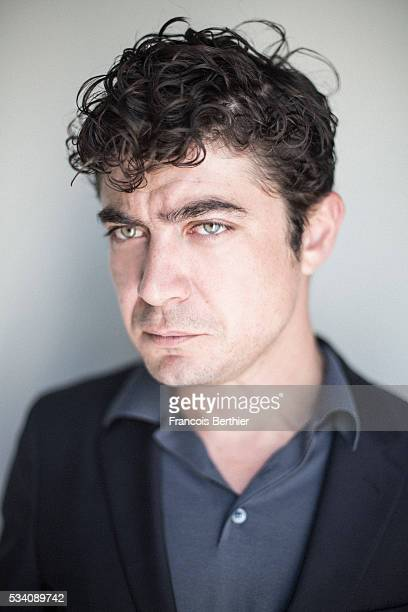 Actor Riccardo Scamarcio is photographed for Self Assignment on May 20 2016 in Cannes France