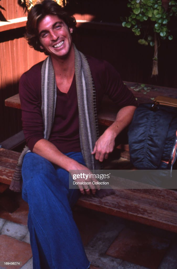 Actor Ricci Martin poses for a portrait session at home in circa 1978 in Los Angeles, California.