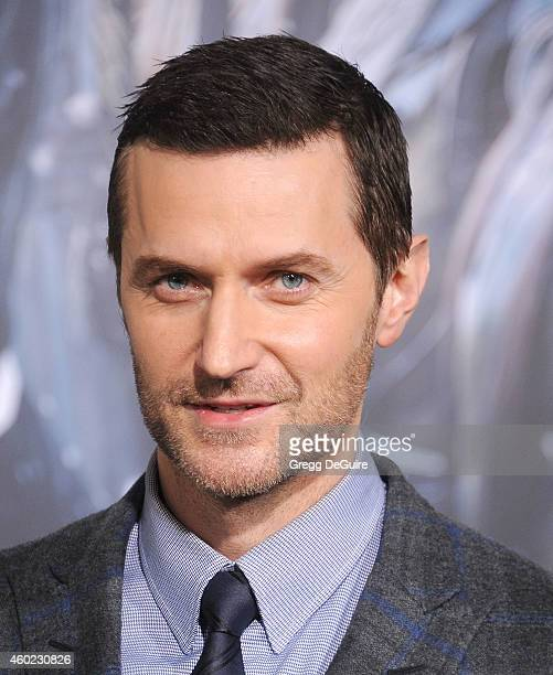 Actor Richard Armitage arrives at the Los Angeles premiere of The Hobbit The Battle Of The Five Armies at Dolby Theatre on December 9 2014 in...