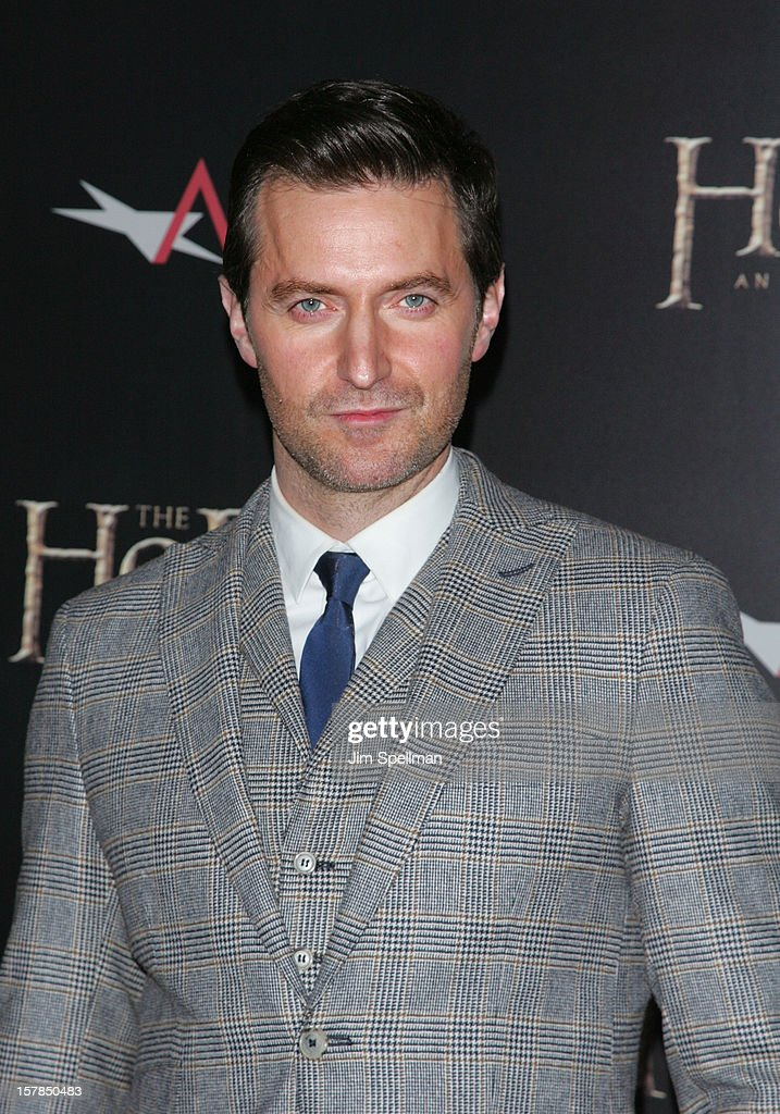 """The Hobbit: An Unexpected Journey"" New York Premiere - Outside Arrivals : News Photo"