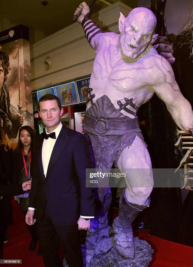 """The Hobbit: The Battle Of The Five Armies"" Beijing Conference"