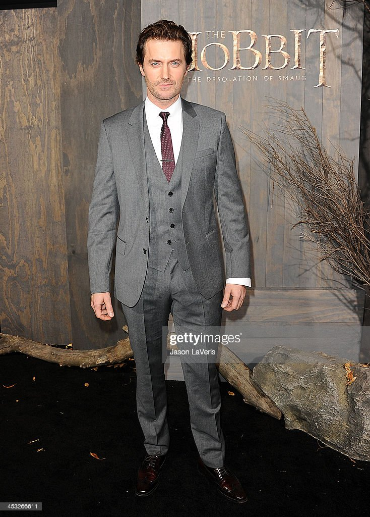 """The Hobbit: The Desolation Of Smaug"" - Los Angeles Premiere : News Photo"