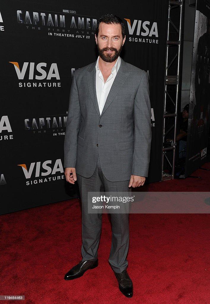Visa Signature Movie Event : News Photo