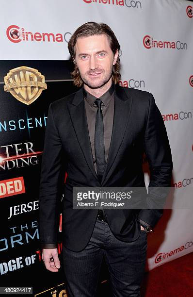 """Actor Richard Armitage attends Warner Bros. Pictures' """"The Big Picture,"""" an Exclusive Presentation Highlighting the Summer of 2014 and Beyond during..."""