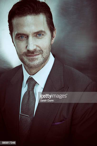 Actor Richard Armitage is photographed for Empire magazine on March 30 2014 in London England