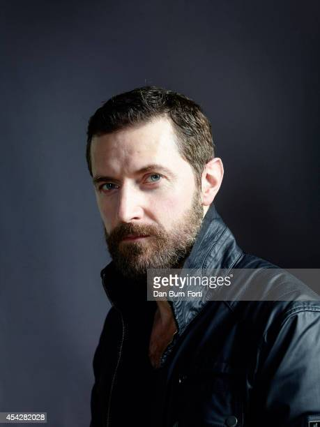 Actor Richard Armitage is photographed for the Telegraph on June 17, 2014 in London, England.
