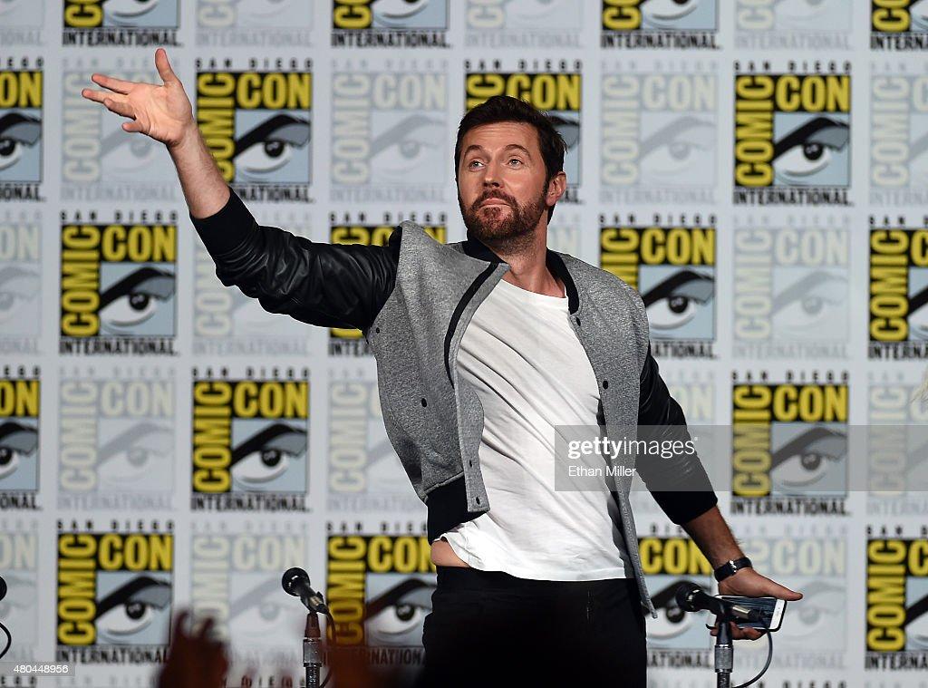 """Comic-Con International 2015 - """"Hannibal"""" Savor The Hunt Panel : Fotografía de noticias"""