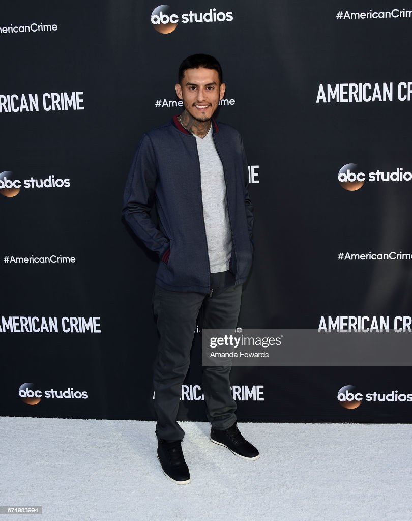 "FYC Event For ABC's ""American Crime"" - Arrivals : News Photo"