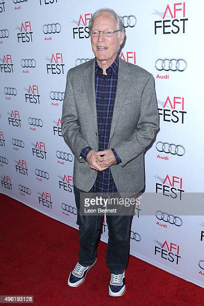 Actor Richard Chamberlain arrived at the AFI FEST 2015 presented by Audi Centerpiece Gala premiere of Dog Eat Dog Films' 'Where To Invade Next'...
