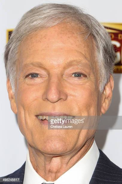 Actor Richard Chamberlain arrives at the 3rd annual Jerry Herman Awards at the Pantages Theatre on June 1 2014 in Hollywood California