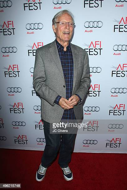 Actor Richard Chamberlain attends AFI FEST 2015 Presented By Audi Centerpiece Gala Premiere of Dog Eat Dog Films' 'Where To Invade Next' at the...