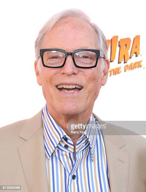 Actor Richard Chamberlain attends book launch party for new book 'Elvira Mistress Of the Dark' at Hollywood Roosevelt Hotel on October 18 2016 in...