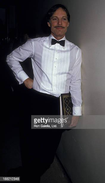 Actor Richard Chamberlain attends Show Business Applauds Lincoln Center Gala on June 1 1987 at Lincoln Center in New York City