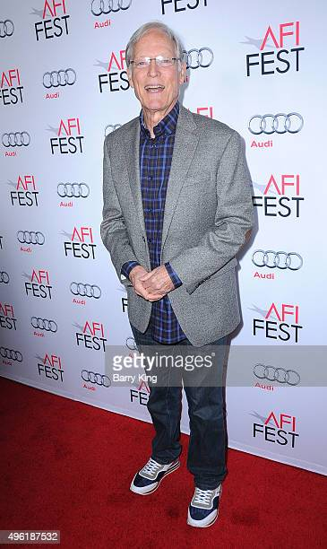 Actor Richard Chamberlain attends the AFI FEST 2015 Presented By Audi Centerpiece Gala Premiere Of Dog Eat Dog Films' 'Where To Invade Next' at the...