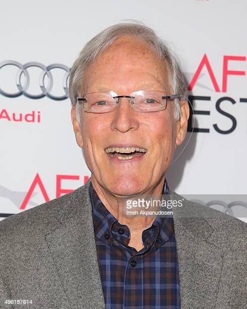 Actor Richard Chamberlain attends the Centerpiece Gala premiere of Dog Eat Dog Films' 'Where To Invade Next' at the Egyptian Theatre on November 7...