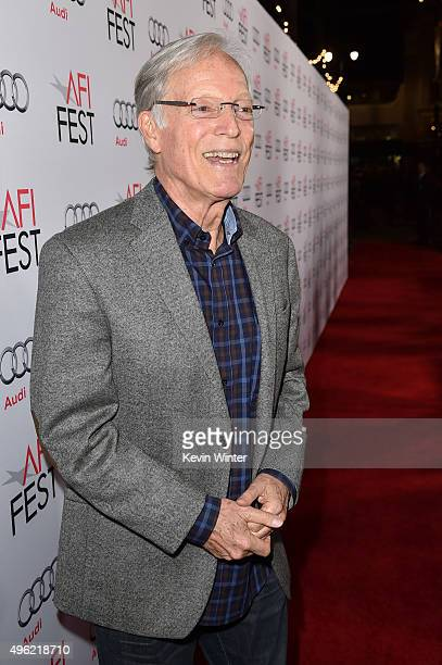 Actor Richard Chamberlain attends the Centerpiece Gala Premiere of Dog Eat Dog Films' 'Where to Invade Next' during AFI FEST 2015 presented by Audi...