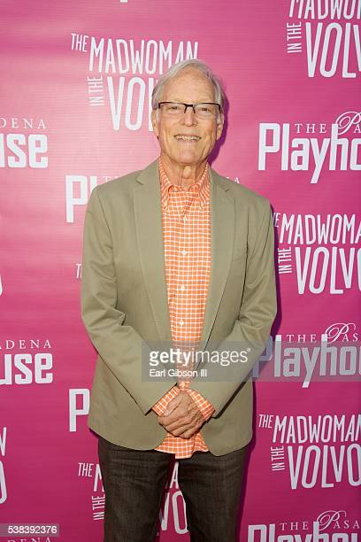 Actor Richard Chamberlain attends 'The Madwoman In The Volvo' Opening Night Performance at Pasadena Playhouse on June 5 2016 in Pasadena California