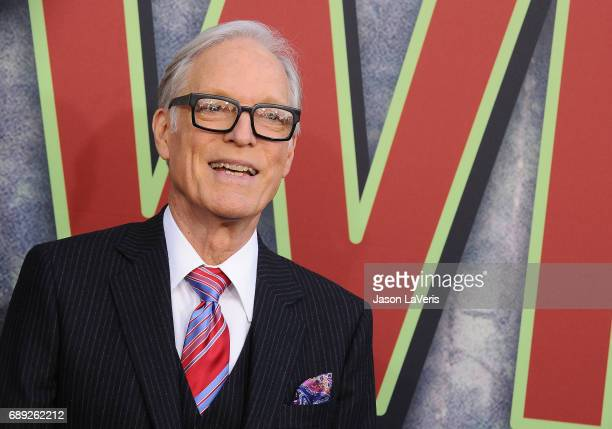 Actor Richard Chamberlain attends the premiere of 'Twin Peaks' at Ace Hotel on May 19 2017 in Los Angeles California