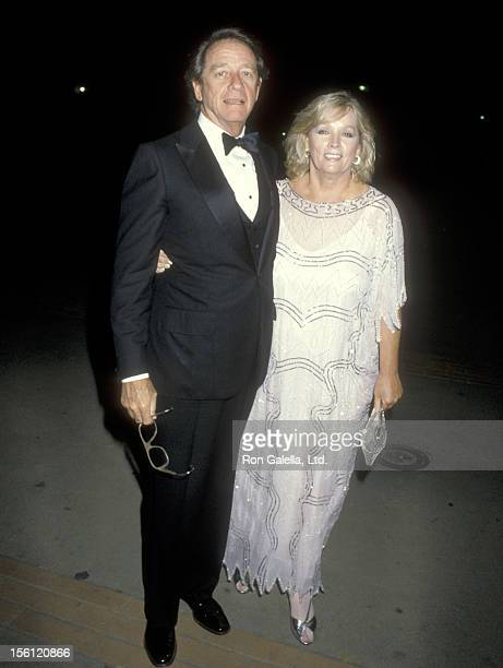 Actor Richard Crenna and wife Penni Sweeney attend the Birthday Bash for Carol Burnett to Raise Funds for UCLA Performing Arts Programs on April 26...