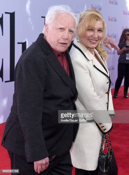 Actor Richard Dreyfuss and wife Svetlana Erokhin arrive at the premiere of Paramount Pictures' 'Book Club' at Regency Village Theatre on May 6 2018...