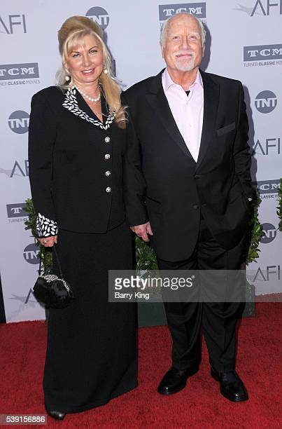 Actor Richard Dreyfuss and wife Svetlana Erokhin attend American Film Institute's 44th Life Achievement Award Gala Tribute to John Williams at Dolby...