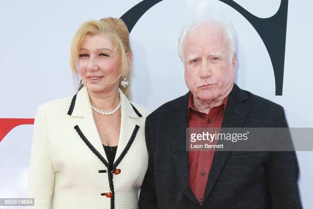 Actor Richard Dreyfuss and wife Svetlana Erokhin attends Paramount Pictures' Premiere Of Book Club Red Carpet at Regency Village Theatre on May 6...