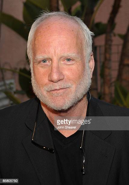 Actor Richard Dreyfuss arrives at Smiles from the Stars A Tribute to the Life and Work of Roy Scheider at The Beverly Hills Hotel on April 4 2009 in...