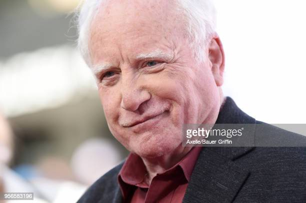 Actor Richard Dreyfuss arrives at the premiere of Paramount Pictures' 'Book Club' at Regency Village Theatre on May 6 2018 in Westwood California