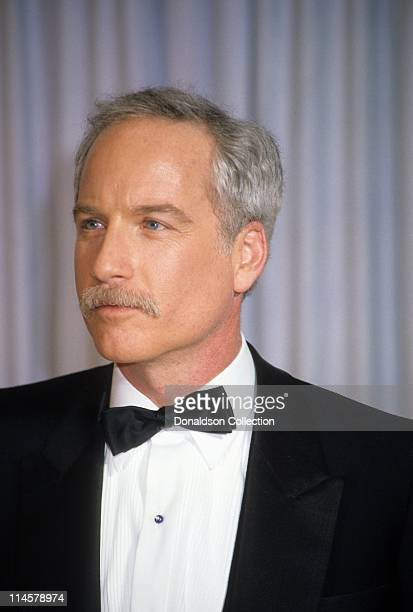 Actor Richard Dreyfuss at Academy Awards in March 1987 in Los Angeles California