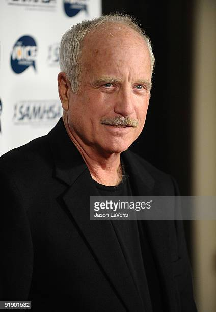 Actor Richard Dreyfuss attends the 2009 Voice Awards at Paramount Theater on the Paramount Studios lot on October 14 2009 in Los Angeles California
