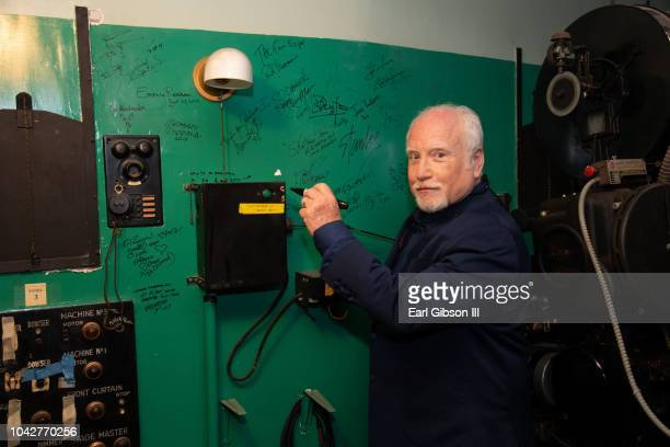 Actor Richard Dreyfuss attends the 8th Annual Catalina Film Festival at Avalon Casino on September 28 2018 in Catalina Island California