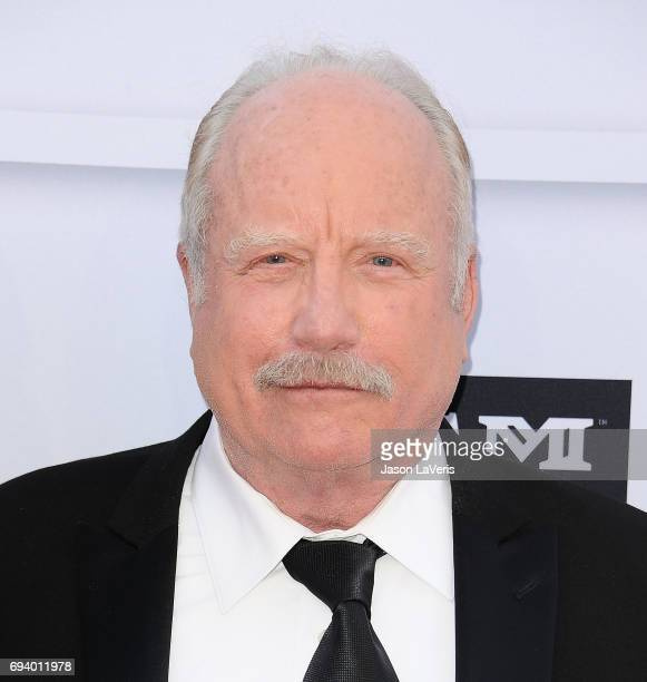 Actor Richard Dreyfuss attends the AFI Life Achievement Award gala at Dolby Theatre on June 8 2017 in Hollywood California