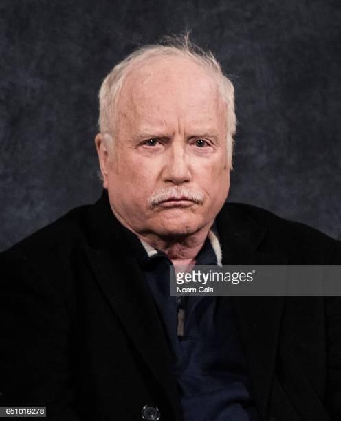 Actor Richard Dreyfuss attends the 'Shots Fired' New York special screening at The Paley Center for Media on March 9 2017 in New York City