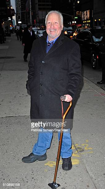 Actor Richard Dreyfuss is seen on February 17 2016 in New York City
