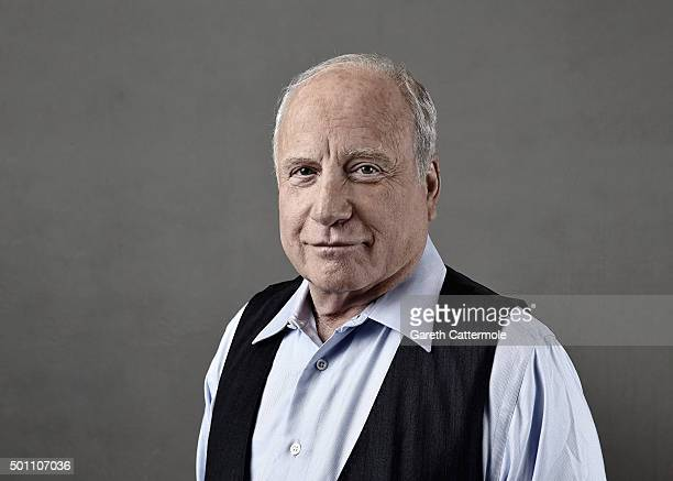 Actor Richard Dreyfuss poses during a portrait session on day four of the 12th annual Dubai International Film Festival held at the Madinat Jumeriah...