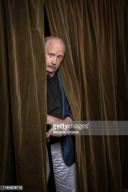 Actor Richard Dreyfuss poses for a portrait on July 4 2019 in Paris France