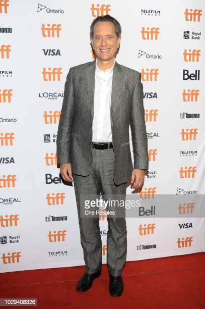 """Actor Richard E. Grant attends the Premiere of """"Can You Ever Forgive Me?"""" at Winter Garden Theatre on September 8, 2018 in Toronto, Canada."""