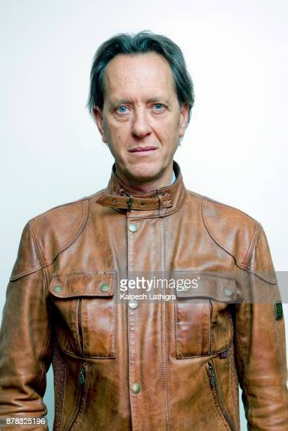 Actor Richard EGrant is photographed for the Independent on March 21 2012 in London England