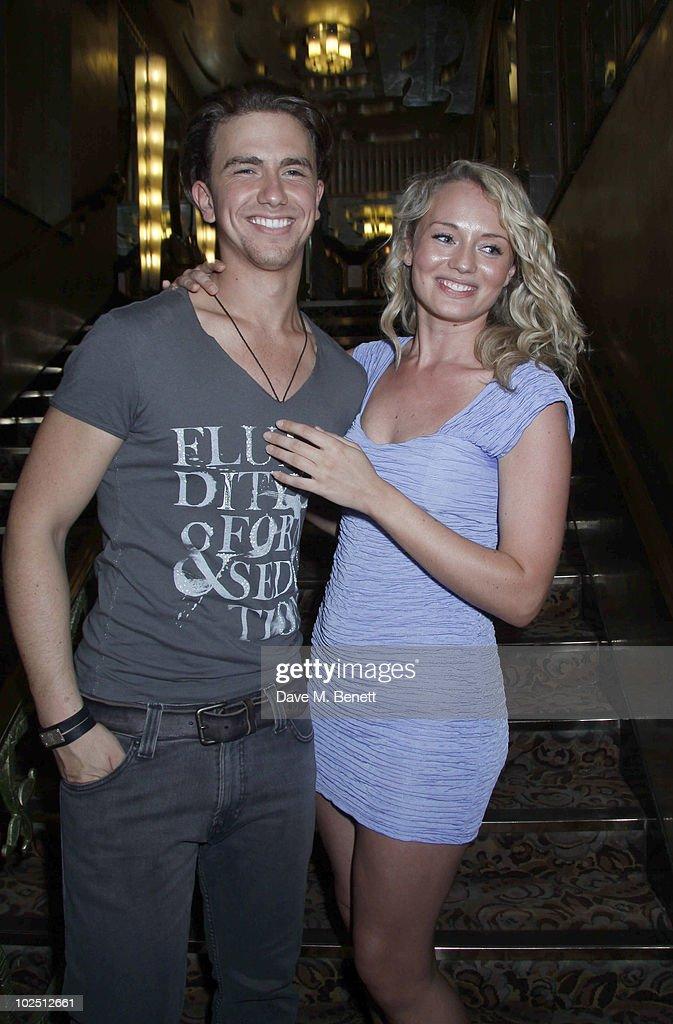 Who is richard fleeshman dating dating bigger girl