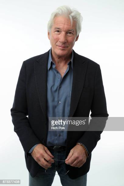Actor Richard Gere attends the AFI FEST Indie Contenders Roundtable at Hollywood Roosevelt Hotel on November 12 2017 in Hollywood California