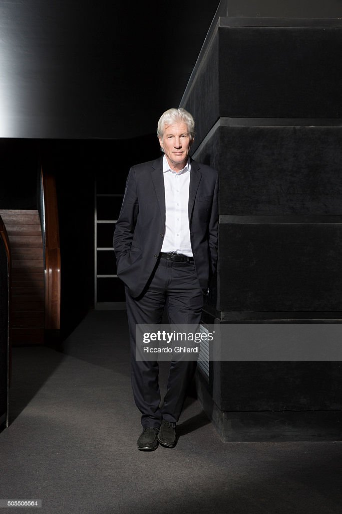 Richard Gere, Self Assignment, December 2015