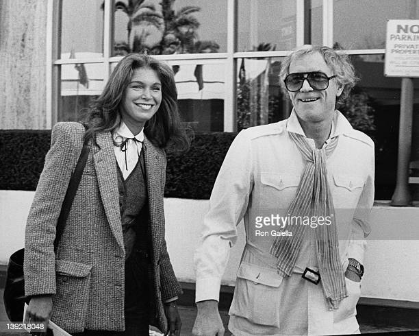 Actor Richard Harris and actress Ann Turkel attending 'Rehearsals for 36th Annual Golden Globe Awards' on January 27 1979 at the Beverly Hilton Hotel...