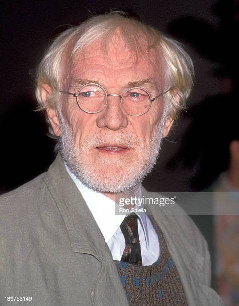 Actor Richard Harris attends the 30th Annual Publicists Guild of America Awards on March 26 1993 at Sheraton Universal Hotel in Universal City...