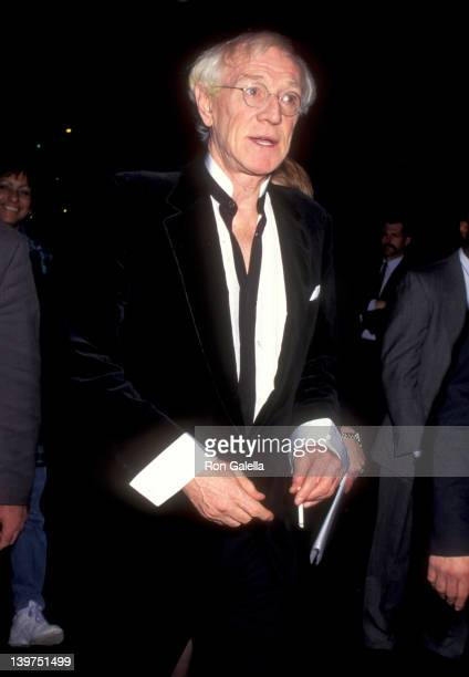 Actor Richard Harris attends The Whitney Museum of American Art's 1930's Theme DinnerDance Gala Inspired by Florine Stettheimer's Paintings...