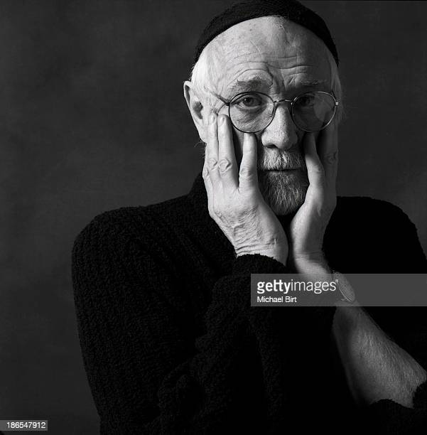 Actor Richard Harris is photographed in London England