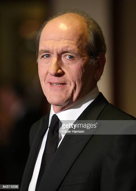 Actor Richard Jenkins arrives at the 61st Annual Directors Guild of America Awards at the Hyatt Regency Century Plaza on January 31 2009 in Los...