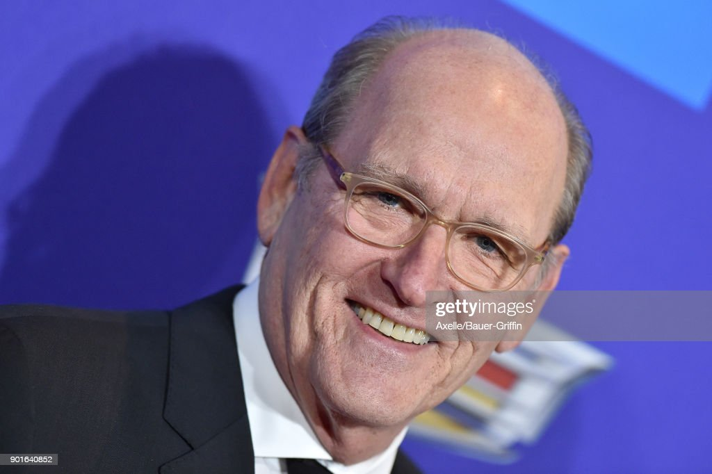 Actor Richard Jenkins attends the 29th Annual Palm Springs International Film Festival Awards Gala at Palm Springs Convention Center on January 2, 2018 in Palm Springs, California.