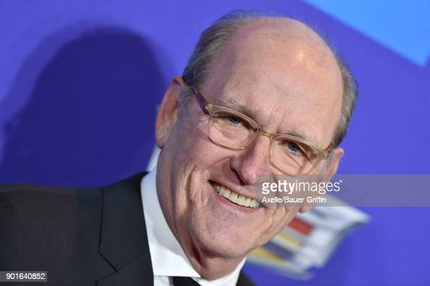 Actor Richard Jenkins attends the 29th Annual Palm Springs International Film Festival Awards Gala at Palm Springs Convention Center on January 2...